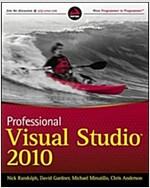 Professional Visual Studio 2010 (Paperback)