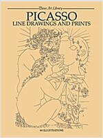 Picasso Line Drawings and Prints (Paperback)
