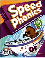 Speed Phonics 3: Student Book (Flashcards & Workbook & 2 CDs included)