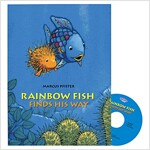 Pictory Set 3-23 / Rainbow Fish Finds His Way (Book + Audio CD)