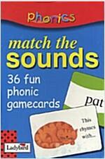 [중고] Match the Sounds (Cards)