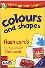 [중고] Flash Cards: Colours and Shapes