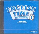 English Time 1: Audio CD (CD-Audio)