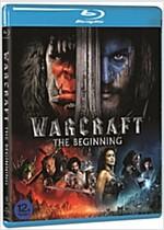 [블루레이] 워크래프트: 전쟁의 서막