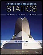 Engineering Mechanics : Statics (Paperback, 8th Edition SI Version)