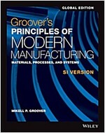 Fundamentals of Modern Manufacturing Sixth Edition International Student Version (Paperback)
