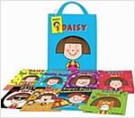 Daisy 8 Books + Bag SET (8 Paperbacks)