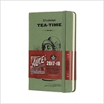 Moleskine Limited Edition Alice in Wonderland, 18 Month Weekly Planner, Pocket, W Green (3.5 X 5.5) (Desk)