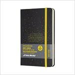 Moleskine Limited Edition Star Wars, 18 Month Weekly Planner, Pocket, LOGO (3.5 X 5.5) (Desk)