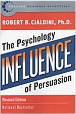 [중고] Influence: The Psychology of Persuasion (Paperback, Revised)