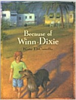 [중고] Because of Winn-Dixie (Paperback)