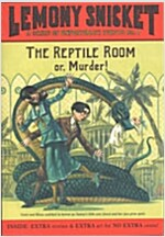 A Series of Unfortunate Events #2: The Reptile Room (Paperback)