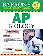 Barron's AP Biology, 6th Edition (Paperback, 6, Revised)