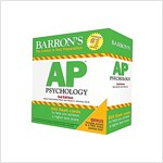 Barron's AP Psychology Flash Cards, 3rd Edition (Other, 3, Revised)