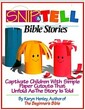 [중고] Snip-And-Tell Bible Stories (Paperback)