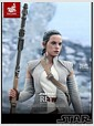 [Hot Toys] 스타워즈 The Force Awakens - 1/6th scale Rey (Resistance Outfit) Collectible Figure