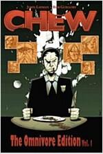 Chew Omnivore Edition Volume 1 (Hardcover)