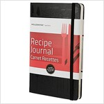 Moleskine Passion Journal - Recipe, Large, Hard Cover (5 X 8.25) (Hardcover)