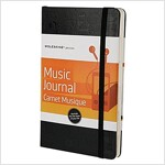 Moleskine Passion Journal - Music, Large, Hard Cover (5 X 8.25) (Hardcover)