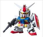 SDガンダム BB戰士 RX-78-2ガンダム(アニメカラ-) (BB戰士) (おもちゃ&ホビ-)