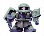 SDガンダム BB戰士 No.218 ザクII F型 (おもちゃ&ホビ-)