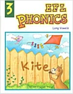EFL Phonics 3 Long Vowels (Student Book)