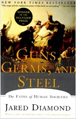 Guns, Germs and Steel : The Fates of Human Societies (Paperback, New ed)