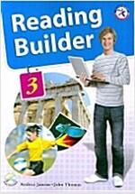 Reading Builder 3 : Student Book (Paperback + CD 1장)