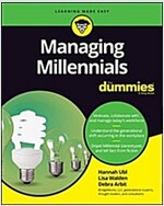 Managing Millennials for Dummies (Paperback)