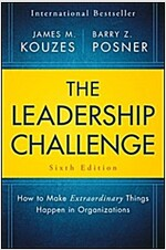 The Leadership Challenge: How to Make Extraordinary Things Happen in Organizations (Hardcover, 6)