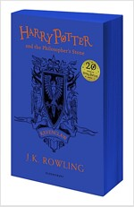 Harry Potter and the Philosopher's Stone - Ravenclaw Edition (Paperback)