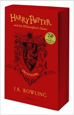 Harry Potter and the Philosopher's Stone - Gryffindor Edition (Paperback, 영국판)