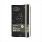 Moleskine Limited Edition Star Wars, 12 Month Weekly Planner, Pocket, Rey (3.5 X 5.5) (Desk)
