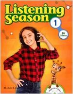 Listening Season 1 (책 + CD 1장)