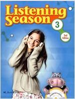 Listening Season 3 (책 + CD 1장) (2nd edition)