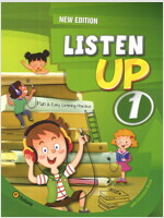 Listen Up 1 : Fun & Easy Listening Practice (Paperback + 2CDs, New edition)