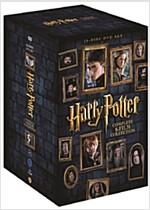 해리포터 8 Film Collection (16disc) : 부가영상 1,220분 가량