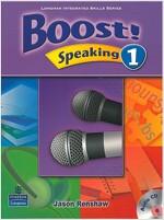 Boost! Speaking 1 (Student Book + CD 1장)