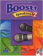 Boost! Speaking 2 (Student Book + CD 1장)