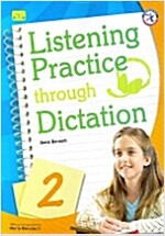 Listening Practice through Dictation 2 (Paperback + CD 1장)