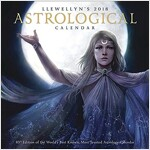 Llewellyn's 2018 Astrological Calendar: 85th Edition of the World's Best Known, Most Trusted Astrology Calendar (Wall)