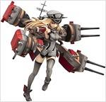 함대컬렉션-칸코레- Bismarck改 1/8스케일 ABS&PVC제 도색완료 완성품 피규어 (おもちゃ&ホビ-)