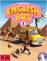 [중고] English Bus 3 SB (책 + CD 2장)