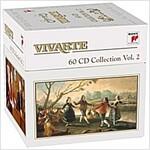 [수입] 비바르테 60CD 컬렉션 VOL.2 [오리지널 커버 60CD 한정반]