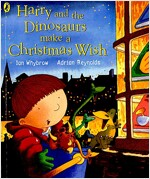 Harry and the Dinosaurs make a Christmas Wish (Paperback)