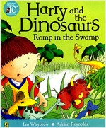 Harry and the Romp in the Swamp (paperback)
