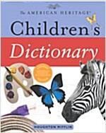 [중고] The American Heritage Children's Dictionary (Hardcover, Updated)