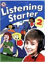 Listening Starter 2 (Paperback + CD 2장)
