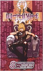 Death Note, Vol. 8 (Paperback)
