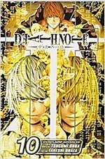 Death Note, Vol. 10 (Paperback)